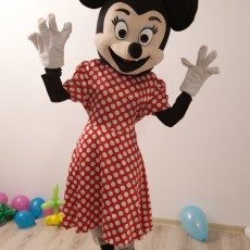 Mickey si Minnie Mouse Mascotele de la Disneyland in Iasi (3)