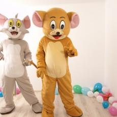 Tom si Jerry la petreceri pentru copii in Iasi (1)