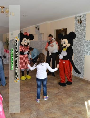 mickey mouse animatori petreceri copii botosani