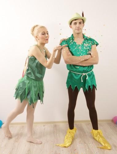 Peter Pan si Clopotica - personaje pentru petreceri de copii in Iasi (3)