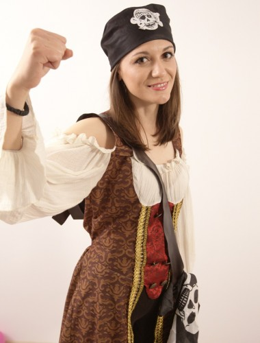 Piraterita - petreceri pentru copii Iasi