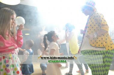 petreceri pentru copii iasi