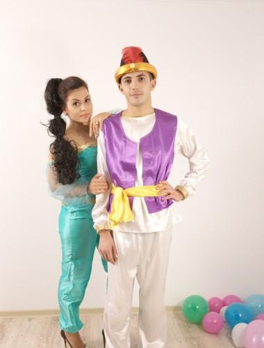 Printesa Iasmine si Aladin