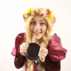 Printesa Rapunzel in Iasi (5)
