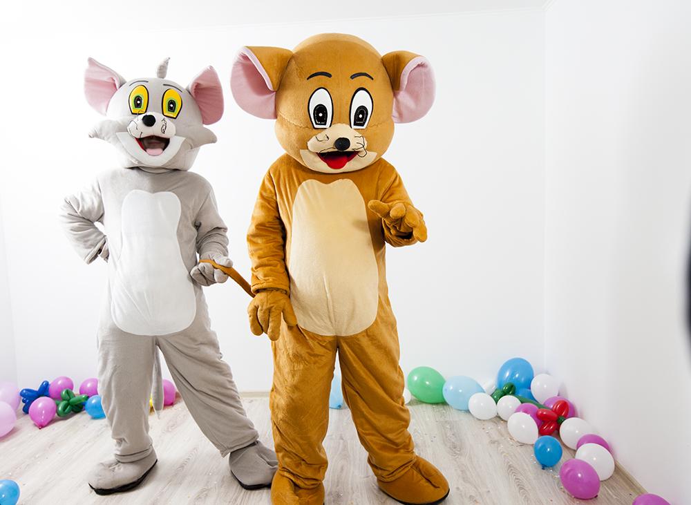 Tom si Jerry personaje pentru copii in Iasi