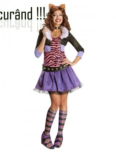 Monster High Clawdeen - costum pentru petreceri pentru copii in Iasi