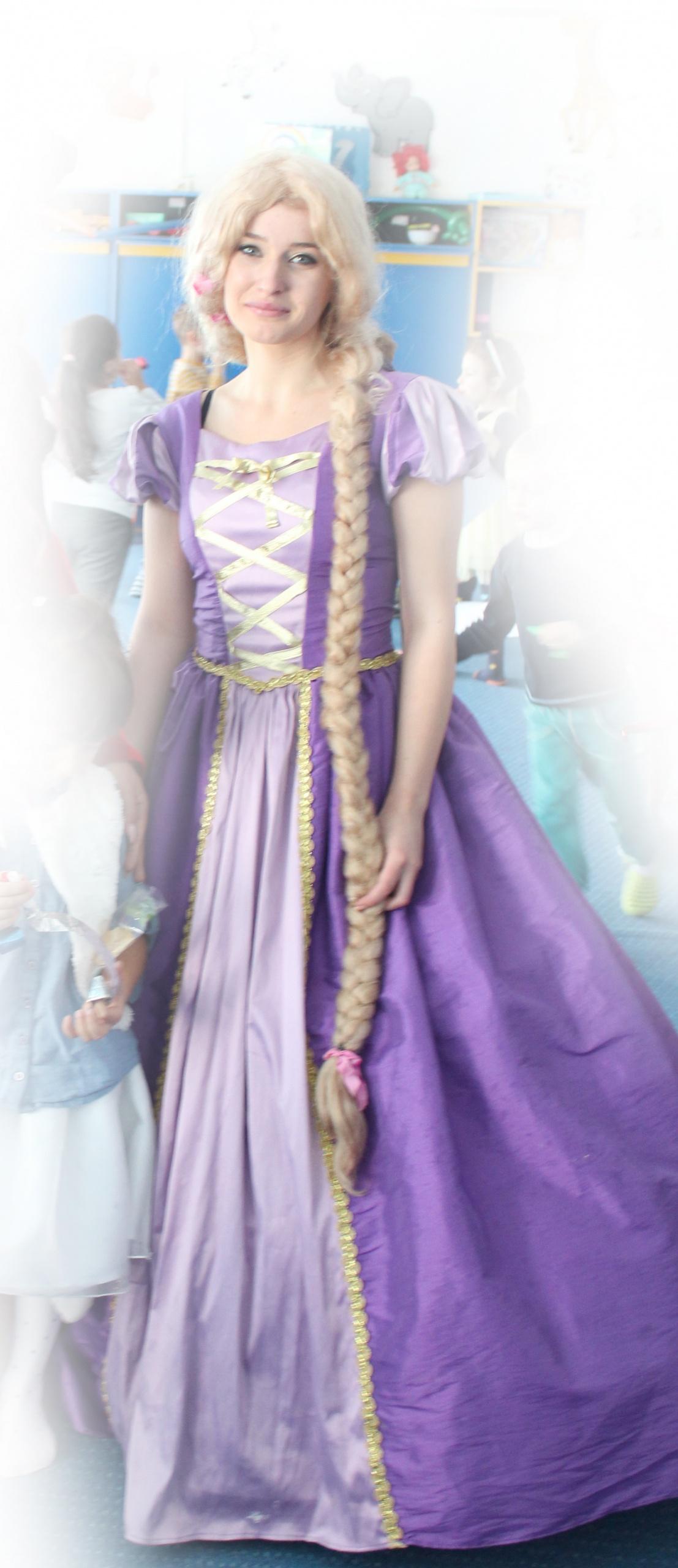 Printesa Rapunzel in Iasi