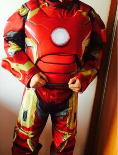 Costum animator Iron Man sau Omul de fier in Iasi