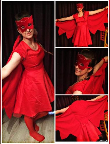 Bufnita - din eroi in pijama, animatoare la petreceri pentru copii in Iasi