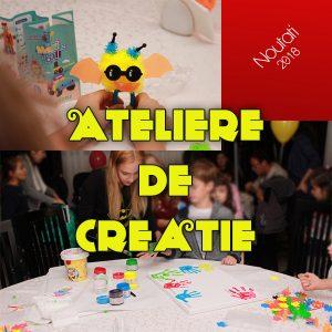 Ateliere de creatie in Iasi
