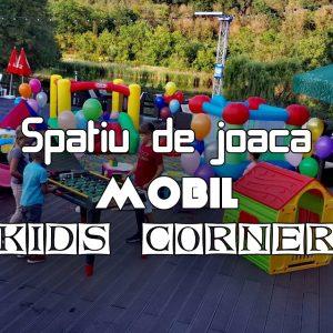 Kids Corner – Spatiu de joaca pentru copii in Iasi