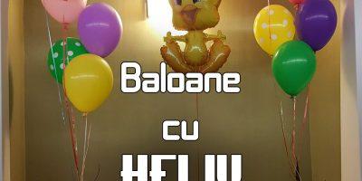 Baloane cu heliu Iasi