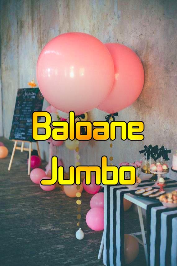baloane jumbo de 90 de cm in Iasi