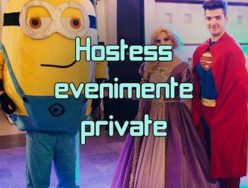 Hostess evenimente private nunti si cumatrii in Iasi