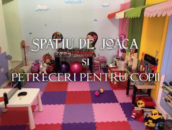 Kids Mania House – Spatiu de Joaca si petreceri pentru copii in Iasi